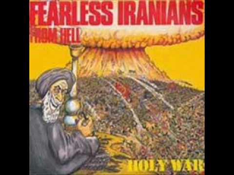 Fearless Iranians From Hell - Burn The Books