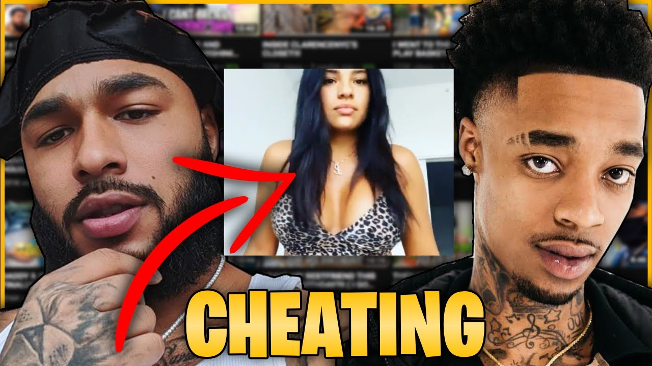 Leslie EXPOSES ClarenceNYC for Cheating on Queen Naija? & MORE TEA