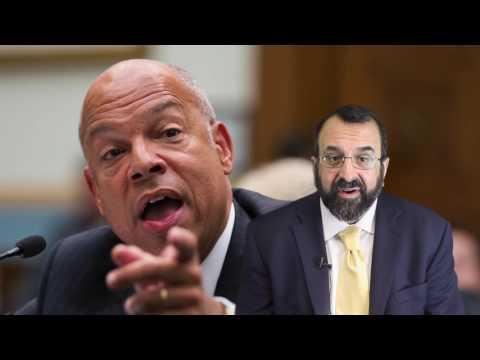 Robert Spencer on DHS Secretary Jeh Johnson's unsavory association with ISNA