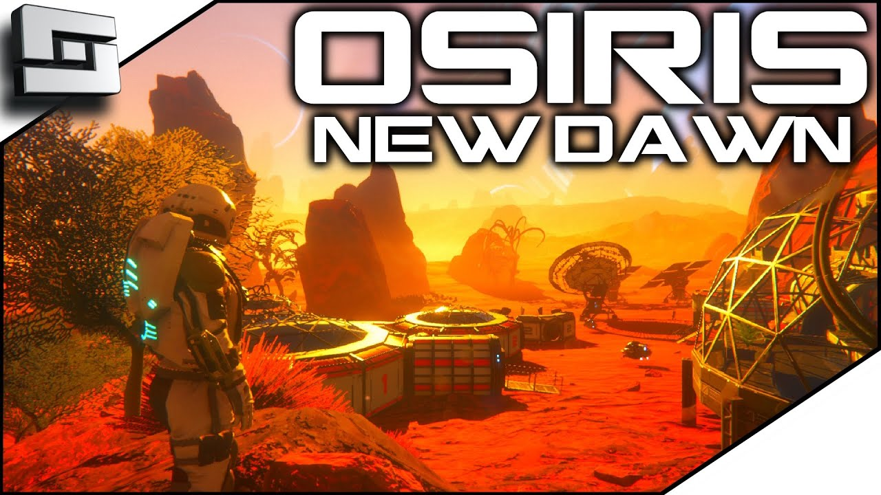 osiris new dawn gameplay first look sl1pg8r youtube