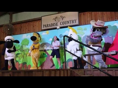 Gold Coast Paradise Country - Shaun The Sheep Aussie Adventure Show