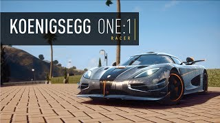 Need for Speed Rivals -- Trailer de la Koenigsegg One:1