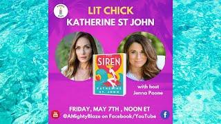 Lit Chick with Katherine St John
