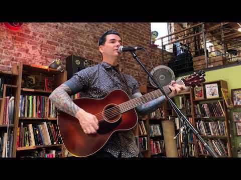 Dashboard Confessional 02 Ghost of a Good Thing (Live at Fingerprints, Long Beach 4-21-18)