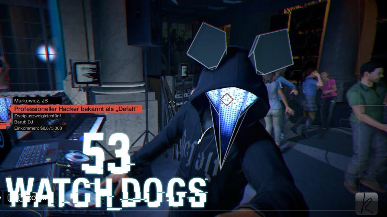 Watch Dogs Defalt Club Hack