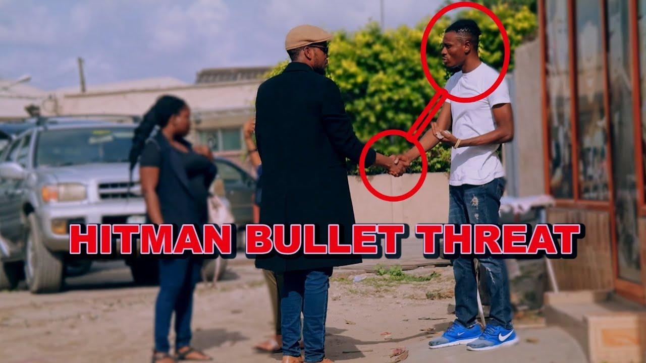 NIGERIAN HITMAN BULLET PRANK! | ZfancyTv