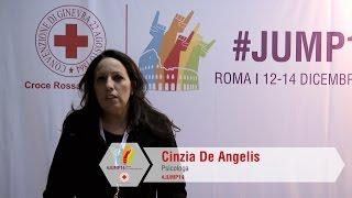 Cinzia De Angelis parla del fenomeno del Cyberbullismo a Jump14
