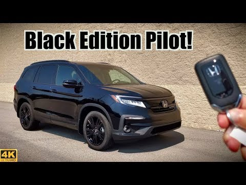 2020 Honda Pilot: FULL REVIEW | Meet the Pilot With a DARK SIDE!