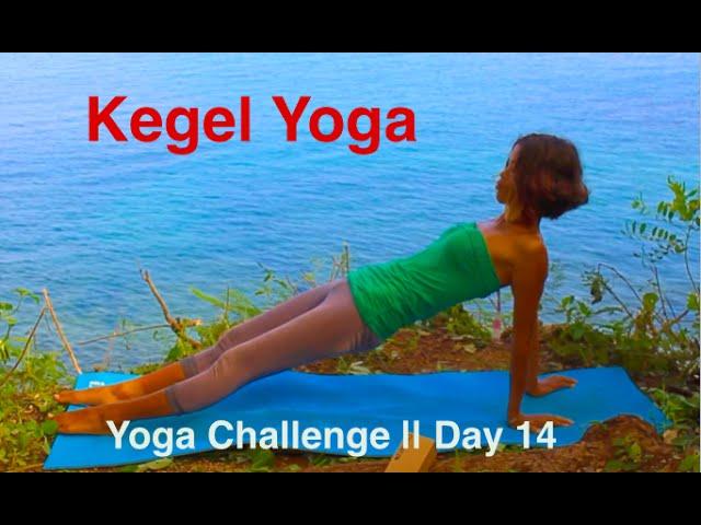 Senam Yoga Kegel Prolaps Bersama Ahli Yoga Luisa Turnip Youtube
