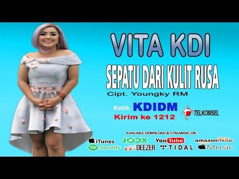 Vita KDI - SEPATU DARI KULIT RUSA ( Official Audio )