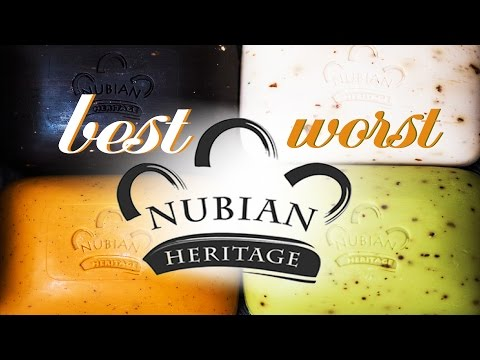 ✧ Лучшее и Худшее у Бренда: NUBIAN HERITAGE ✧из YouTube · С высокой четкостью · Длительность: 10 мин1 с  · Просмотры: более 5.000 · отправлено: 05.03.2017 · кем отправлено: Jill Snow White