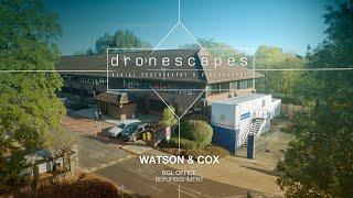 WATSON & COX - BGL Office Refurbishment