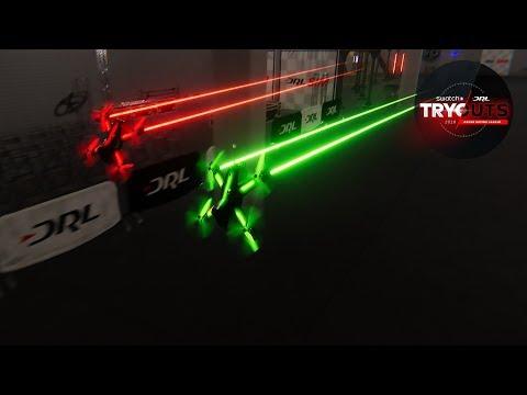 DRL SIM Munich Mashup | Drone Racing League
