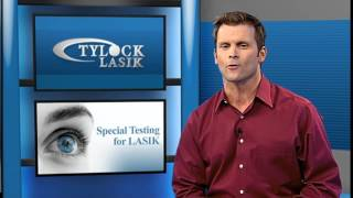 Special LASIK Test for Candidates