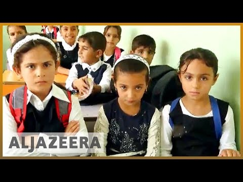 Rebuilding schools and young lives in Mosul after ISIL