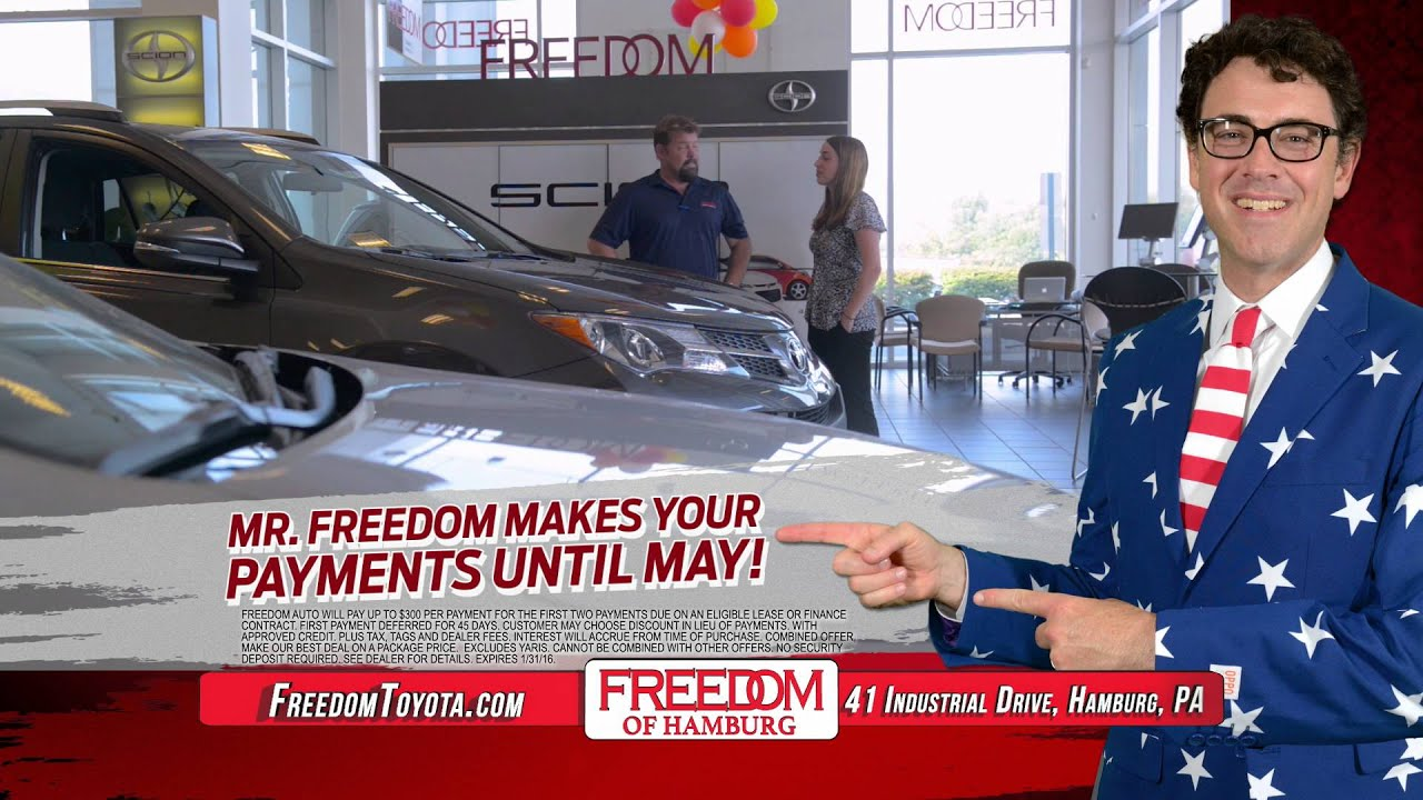High Quality Freedom Toyota   Hamburg, PA   No Payments U0027Till May