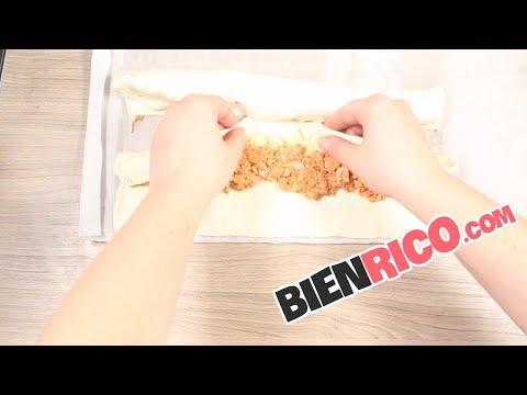 Agrega Estos Ingredientes, Enróllalos Y Mira Qué Delicioso Sabor...¡¡ESTO Es IMPRESIONANTE!!