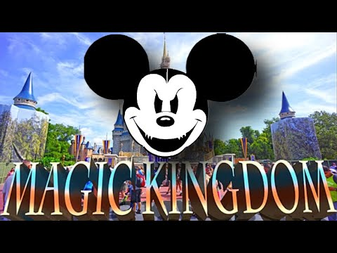 PLEASE SHARE-DREAM: STERN COMMAND FROM THE LORD ABOUT DISNEY!!!