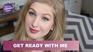 Get Ready With Me ♥ Make-up, Haar & Outfit Thumbnail