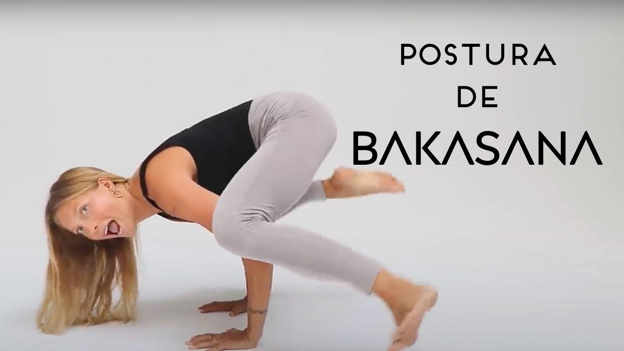 Primeras Posturas De Equilibrio En Yoga Bakasana Y Kakasana Paso A Paso Youtube