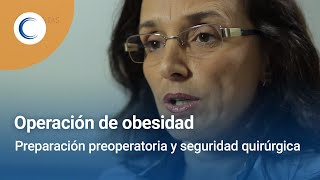 Preparación preoperatoria y seguridad quirúrgica