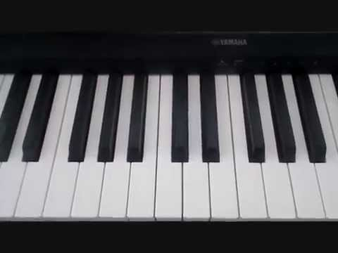 The Best Of Me In Love Againcolbie Caillat Piano Chords Tutorial