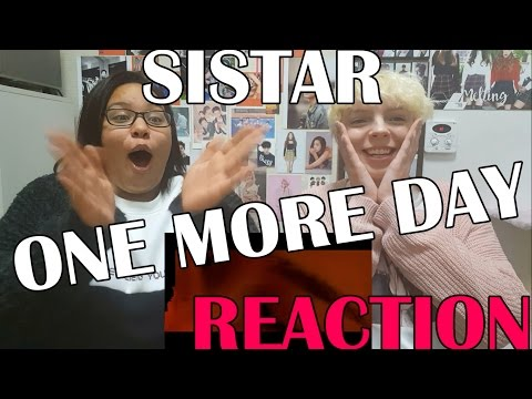 SISTAR (씨스타), Giorgio Moroder- One More Day Reaction | MURDER IS NOT THE ANSWER (BUT GAY IS)