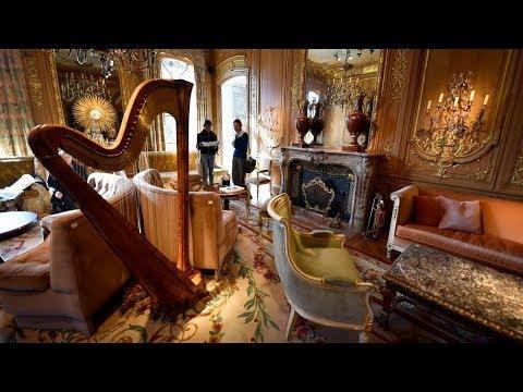 Le mythique hôtel parisien le Ritz met son mobilier aux enchères