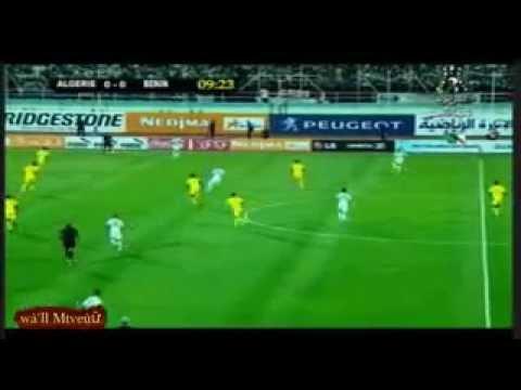 tiki taka algerien  30 pass + goal sofiane feghouli 26/03/2013