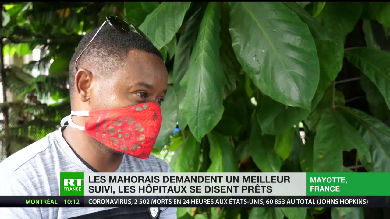 Mayotte passe au stade 3 de l'épidémie, les hôpitaux se disent prêts