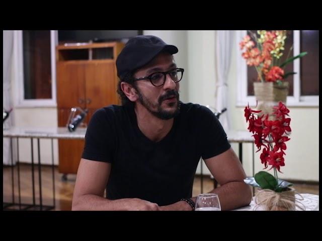 Entrevista com Irandhir Santos