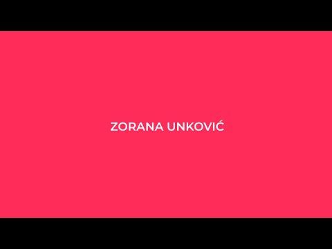 KAH talks - Zorana Unković
