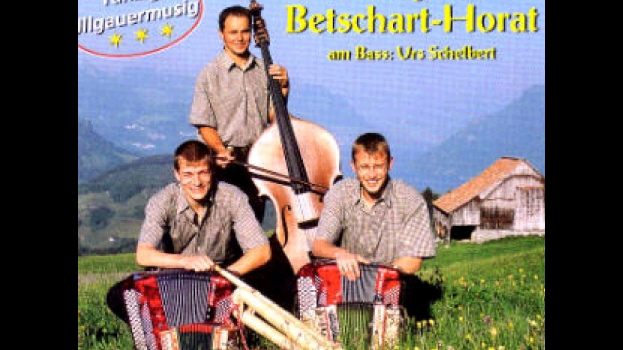 Download Akkordeon/Schweizer Volksmusik/Ländlermusik,Schweiz (Betschart-Horat)