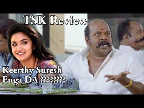 Thaanaa Serndha Koottam(TSK) Review - Video MEME - Keerthy Suresh Enga DA?