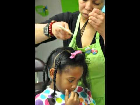 Head Lice Treatment For African American Girl By Elimilice Youtube