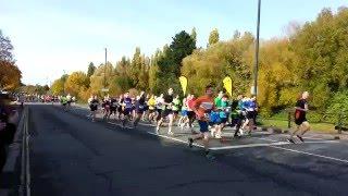 Bristol Bath Marathon 2015