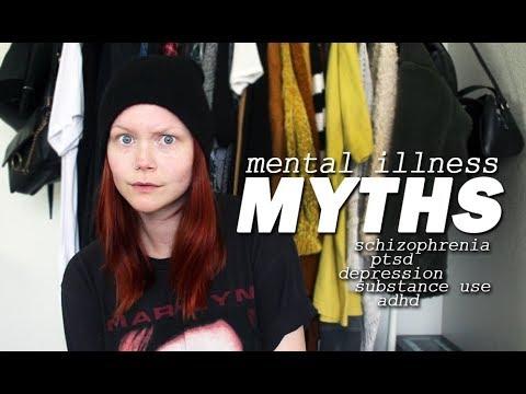 MENTAL ILLNESS MYTHS