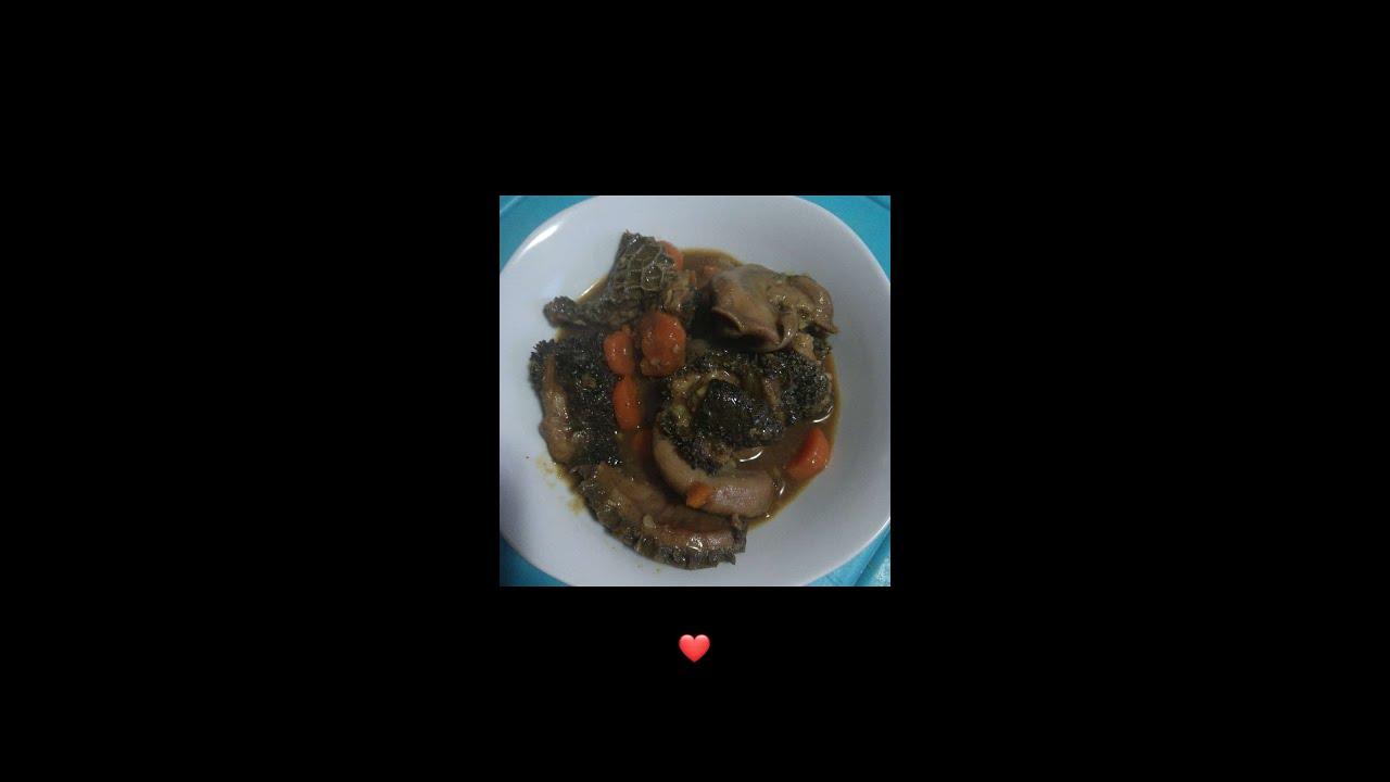 Cooking South African Traditional dish |Mogodu |Ulusu |Tripe |Mogodu Monday