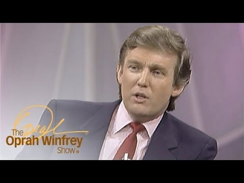 Donald Trump Teases a President Bid During a 1988 Oprah   The Oprah Winfrey   OWN