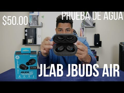 JLab JBuds Air Review Español