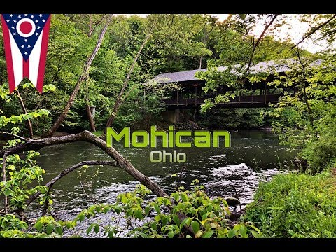 Fly Fishing The Mohican River! (CRAZY Ending!)