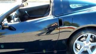Watch!! 2005 Corvette C6 Black on Black Loaded!!