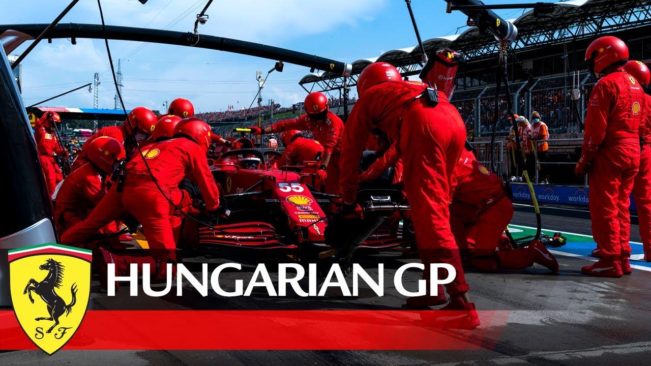 Hungarian GP - Iñaki Rueda's debriefing
