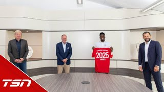 Why Did Bayern Munich Push To Sign Alphonso Davies? The Canadian Star's Agent Explains