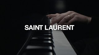 SAINT LAURENT -  SOBER FEAT BAKAR BY SEBASTIAN