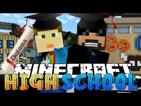 Minecraft School | UNEMPLOYMENT?! (Roleplay)