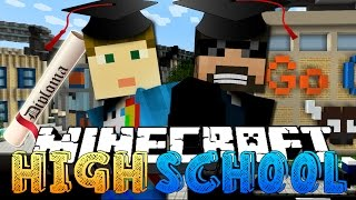 Minecraft School | UNEMPLOYMENT?! (Roleplay)