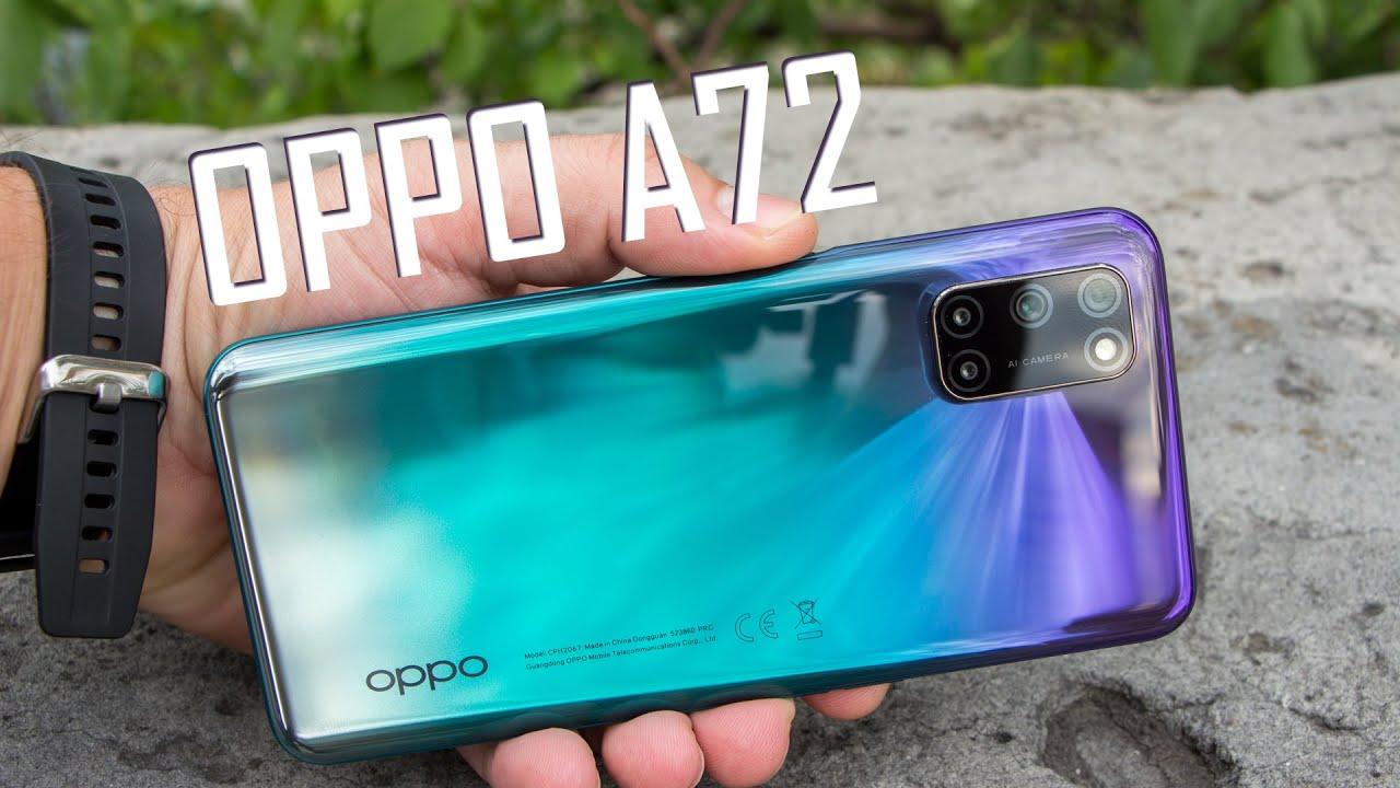 Ночной режим в камерах - ОК! OPPO A72 - красивый 6,5-дюймовым смартфон на Snapdragon. Обзор ОППО А72