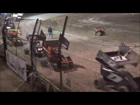 Lemoore Raceway - Race #4 - Super 600 Feature - May 13, 2017