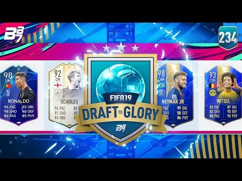 DAMN! THIS CARD IS INCREDIBLE | FIFA 19 DRAFT TO GLORY #234